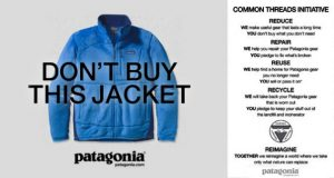"Patagonia's ""Don't Buy This Jacket"" Advertising Campaign"