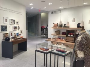 H Project at Holt Renfrew